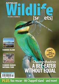 Australian Wildlife Secrets Vol4No3 Cover Small